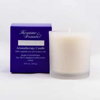 Candle Peppermint Stick 10 oz.